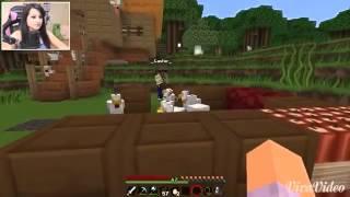 getlinkyoutube.com-Chicken Shaman : Minecraft Diaries Funny Moments