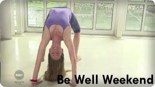 getlinkyoutube.com-Better Sex thru Yoga w/ Tara Stiles | Be Well Weekend Ep. 3 | Reserve Channel