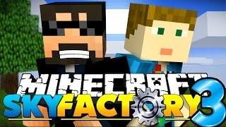 getlinkyoutube.com-Minecraft: SkyFactory 3 -  TWERKING URANUS?!