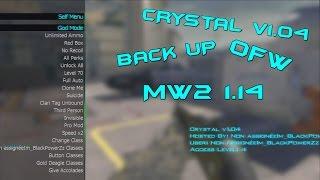 getlinkyoutube.com-Mw2 1.14 | Crystal v1.04 Mod menu  [NOJB] [BACKUP+DOWNLOAD]