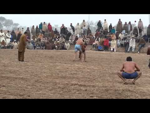 Kabbdi match langay vs jokalian