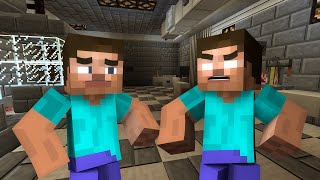 getlinkyoutube.com-If Herobrine And Steve Swapped Bodies - Minecraft