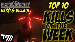 getlinkyoutube.com-STAR WARS BATTLEFRONT - Top 10 Hero & Villain Kills of the Week #23