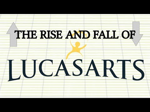 The Rise and Fall of LucasArts