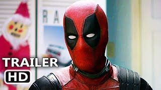 ONCE UPON A DEADPOOL Trailer # 3 (NEW 2018) Christmas Superhero Movie HD
