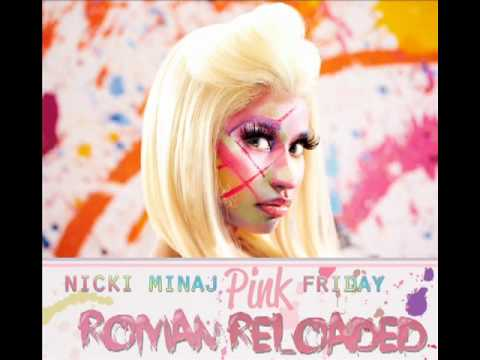 Nicki Minaj - Champion ft. Nas Drake And Young Jeezy