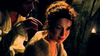 getlinkyoutube.com-~The Outlander Wedding Night~ Crazy in LOVE Claire and Jamie
