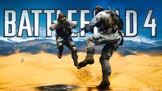 getlinkyoutube.com-Battlefield 4 - Random Moments 30 (Dance Song, Shark Eaters!)