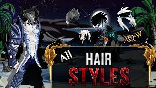 getlinkyoutube.com-=AQW= All HairStyles
