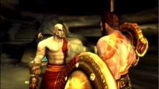getlinkyoutube.com-God of War Ghost of Sparta Kratos vs Deimos vs Thanatos HD