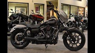 getlinkyoutube.com-Harley-Davidson Dyna Low Rider & Low Rider S Custom Builds│Club Style