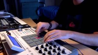 getlinkyoutube.com-Mpc Renaissance   Soul Dirty Old School Hip Hop Sample Beat Making