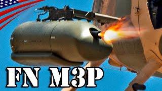 getlinkyoutube.com-FN M3P .50 Cal Machine Gun Fire - 1100 Rounds Per Minute Firing Rate - FN M3P 12.7mm重機関銃 - 毎分1100発