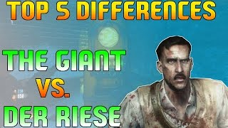 "getlinkyoutube.com-Top 5 Differences in ""The Giant"" & ""Der Riese""! (BO3 Zombies Top 5)"