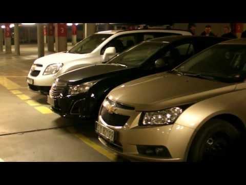 Spot Chevrolet Team Poland - Katowice 2014-01-11