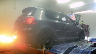 getlinkyoutube.com-VW Golf V 669HP on the dyno [e-tuners] | Autokinisimag
