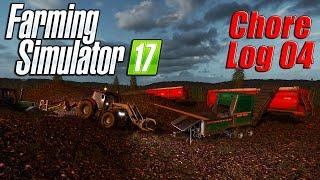 getlinkyoutube.com-Farming Simulator 17: Chore Log 4 - Sosnovka Forestry!