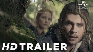 getlinkyoutube.com-O Caçador e a Rainha do Gelo - Trailer Oficial 3