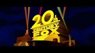 getlinkyoutube.com-20th Century Fox 1953 Logo Remake
