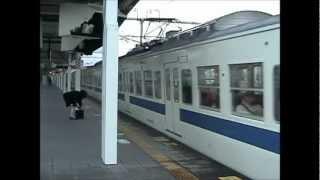 getlinkyoutube.com-常磐線の白い電車 415系・403系