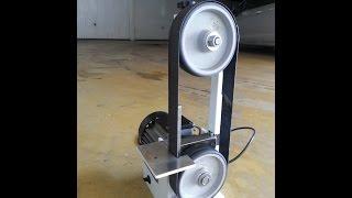 getlinkyoutube.com-DIY Mini Belt Sander