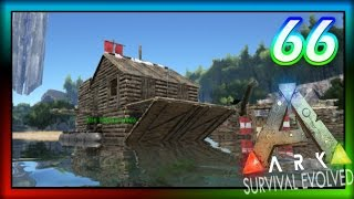 "getlinkyoutube.com-ARK: Survival Evolved | Ep 66 -""Pirates Ships!"" (ARK Modded Survival: Season 1) + Giveaway"