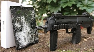 getlinkyoutube.com-iPad MIni vs H&K MP7