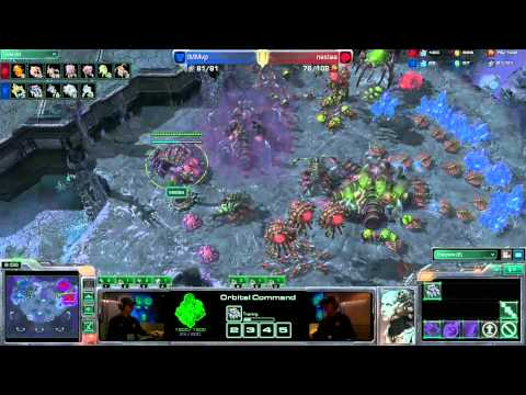Blizzcon 2011 Starcraft 2 Grand Finals Nestea vs MVP  FINAL MATCH part 1/3 [HD 1080p]