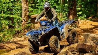 getlinkyoutube.com-2016 Yamaha Grizzly Review- ATV ESCAPE