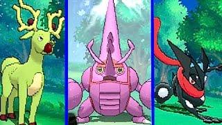 Top 10 Best Shiny Pokemon In Omega Ruby Alpha Sapphire
