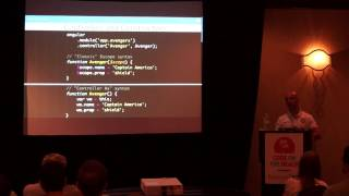 John Papa - 10 AngularJS Patterns - Code on the Beach 2014