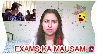 Exams Ka Mausam || Ashish Chanchlani || REACTION