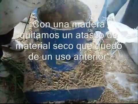 Máquina para hacer pellets de alfalfa, madera y alimentos balanceados pellets Mill Argentina