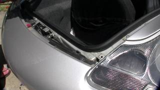 getlinkyoutube.com-Porsche 996 986 bumper removal