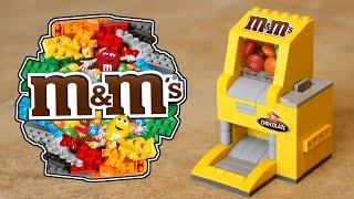 getlinkyoutube.com-LEGO M&M's Candy Machine