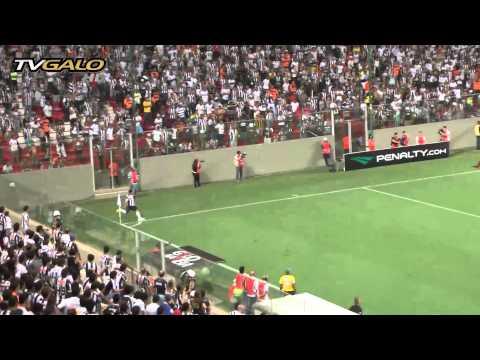 30/03/2014 Em busca do tri, Galo avança para a decisão do Campeonato Mineiro