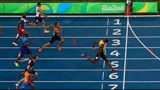USAIN BOLT   200m FINAL   RIO 2016 FULL EVENT