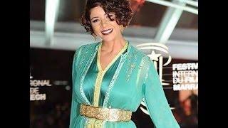 getlinkyoutube.com-ليلى حديوى ملكة الأناقة في مهرجان مراكش