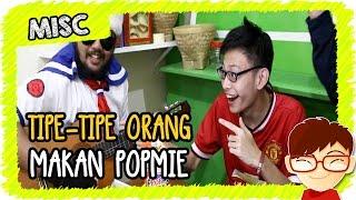 getlinkyoutube.com-Tipe-Tipe Orang Makan Pop Mie