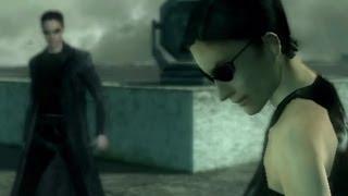 The Matrix: Path of Neo - Walkthrough Part 13 - Rooftop Assault
