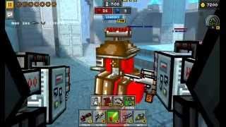 getlinkyoutube.com-A LOOK AT THE NEW GAME: PIXEL GUN WORLD (PGW)