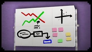 ✔ Minecraft: How to make a Whiteboard
