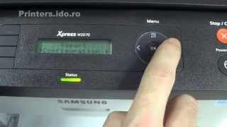 getlinkyoutube.com-NEW! Samsung Xpress Printers: M2070, M2070F, M2070FW firmware reset