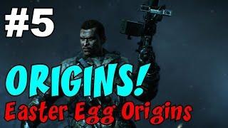 getlinkyoutube.com-CoD Zombies EASTER EGG Origins on ORIGINS! [5] ★ CoD Black Ops 2 Zombies