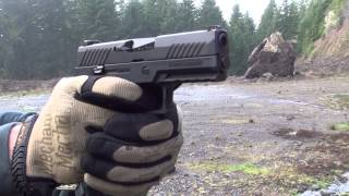 getlinkyoutube.com-Sig Sauer P320 | The Army's New Service Pistol