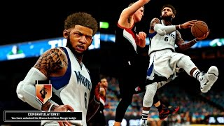 getlinkyoutube.com-LIMITLESS RANGE BADGE UNLOCKED! CAM WANTS TO GO TO THE FINALS! - NBA 2K17 MyCAREER Playoffs CFG5