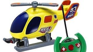 getlinkyoutube.com-Clown Alex costruisce un elicottero , video educativi per bambini, giocattoli per maschi
