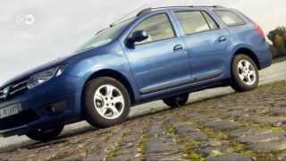 getlinkyoutube.com-Der neue Dacia Logan MCV   Motor mobil
