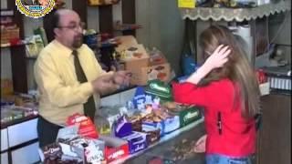 كاميرا خفية لبنانية طول بالك - محل شوكولاته - عايزة شوكولاته طازة
