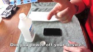 getlinkyoutube.com-How to get your stuck or unresponsive iPhone home button working again